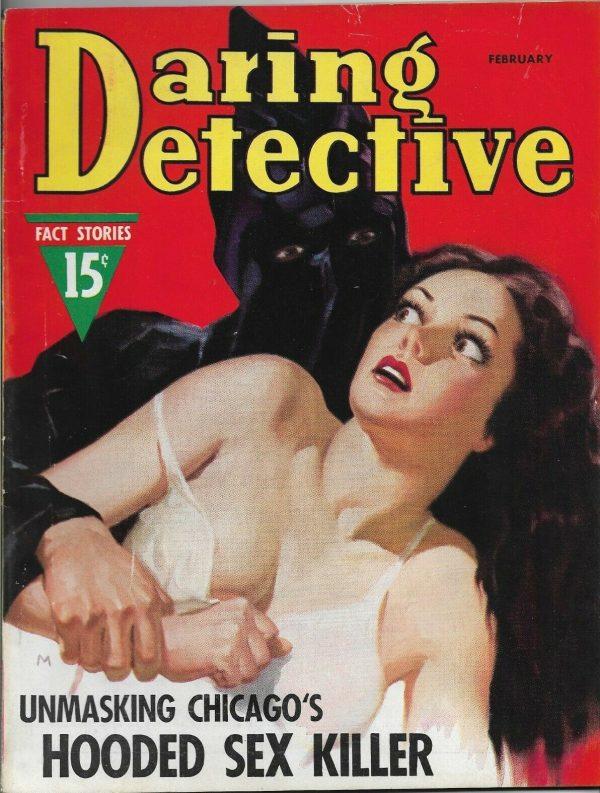 Daring Detective February 1938