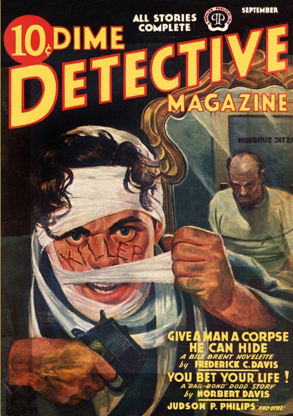 Dime Detectiv - September 1942