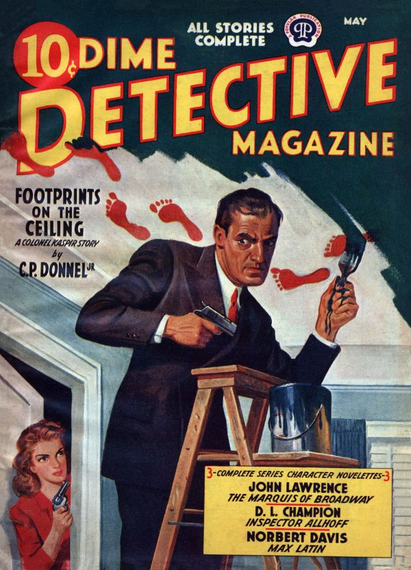 Dime Detective May 1942
