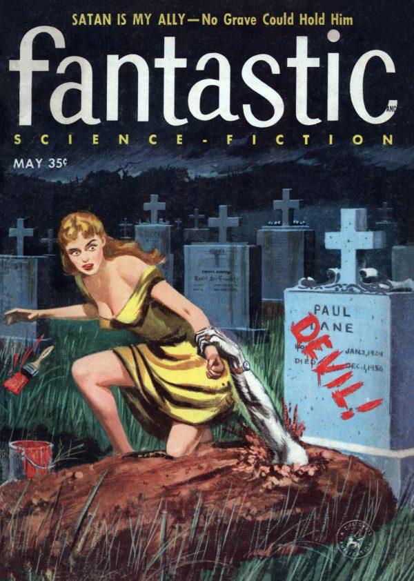 Fantastic Science Fiction May 1957