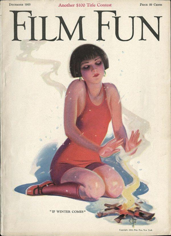 Film Fun December 1923