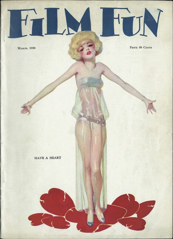 Film Fun March 1926