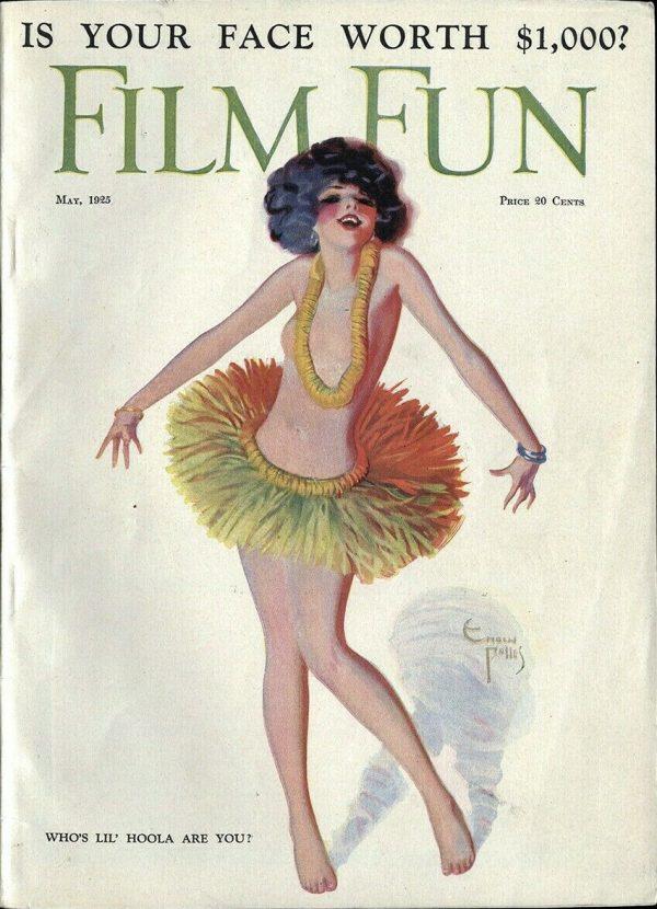 Film Fun May 1925