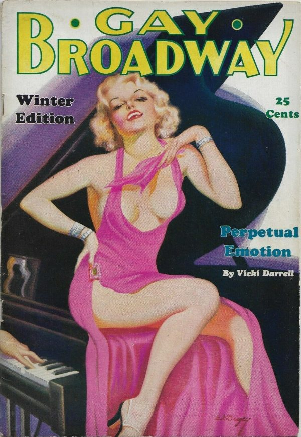 Gay Broadway Winter 1934