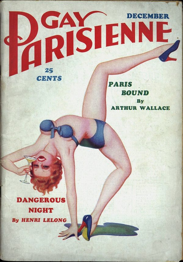 Gay Parisienne December 1936