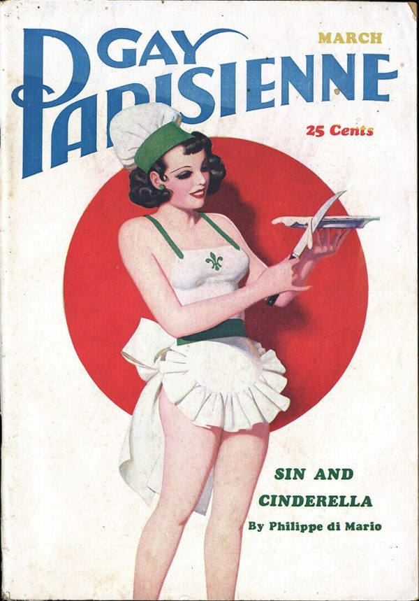 Gay Parisienne March 1937