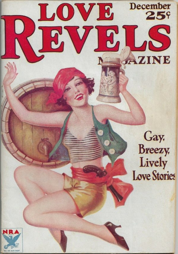 Love Revels Magazine December 1933
