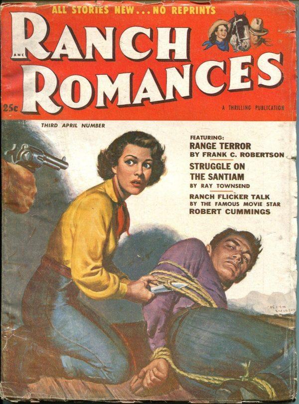 Ranch Romances April 1952