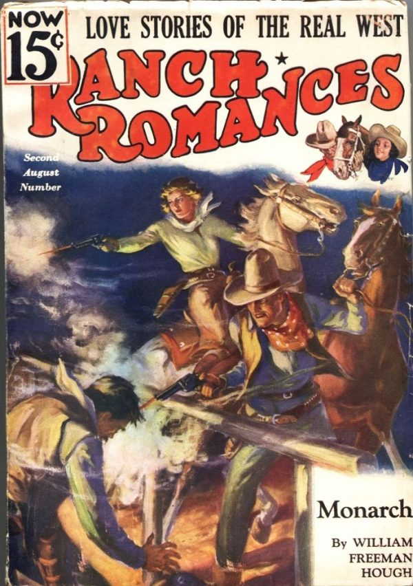 Ranch Romances August 1936