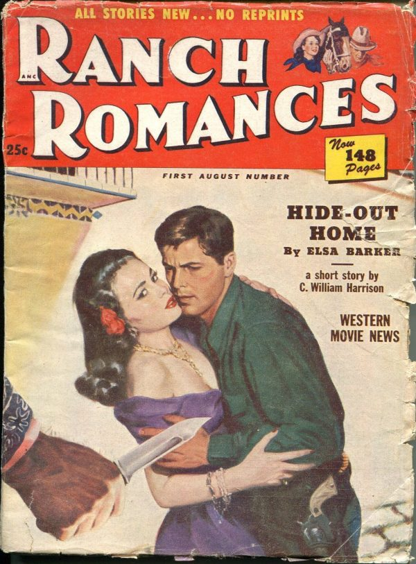 Ranch Romances August 1951