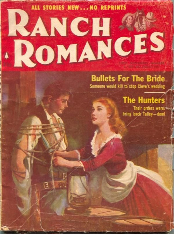 Ranch Romances November 1957