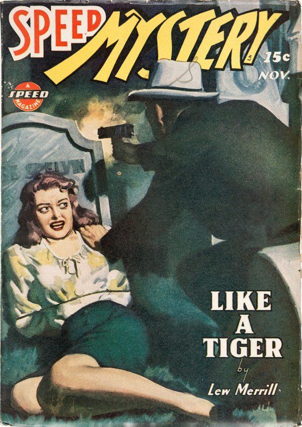 Speed Mystery - November 1943