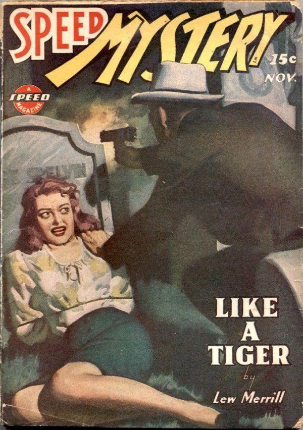 Speed Mystery November 1943
