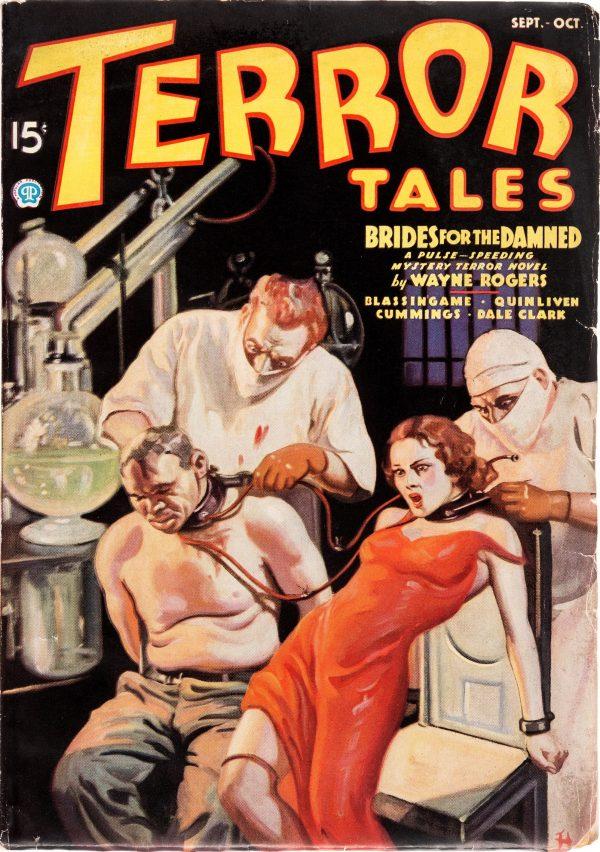 Terror Tales - September 1936
