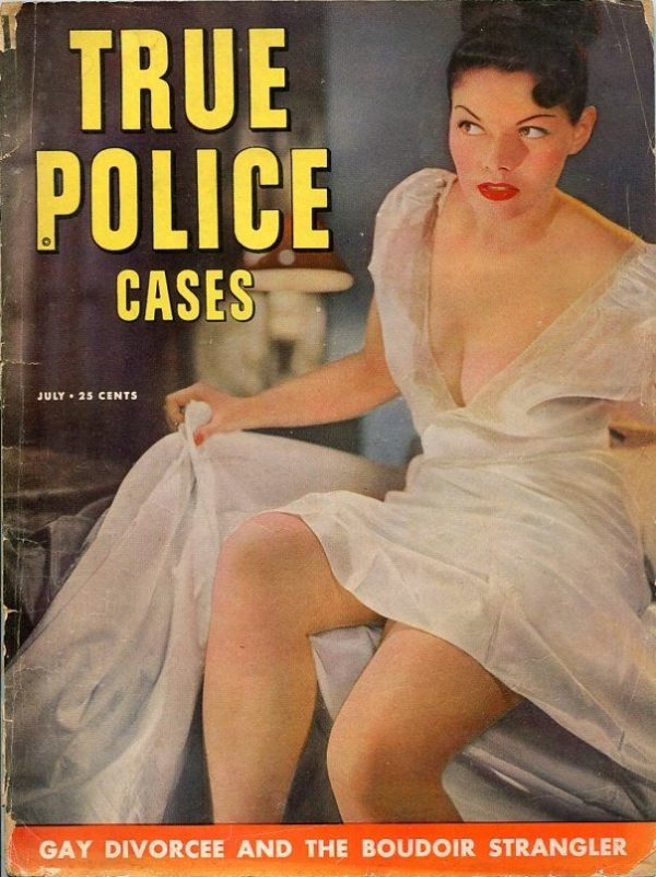 True Police Cases July 1950