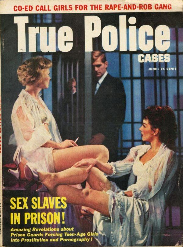 True Police Cases June 1958