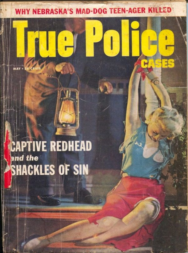 True Police Cases May 1958