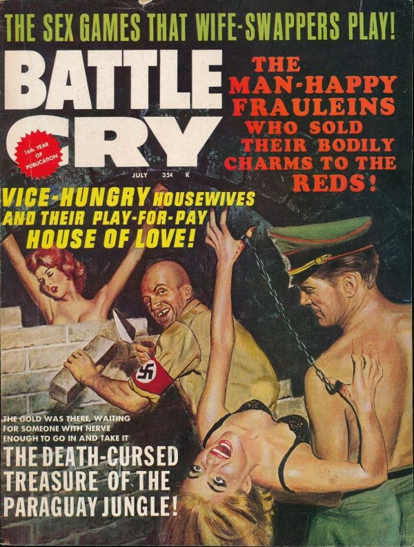 BATTLE CRY July 1967