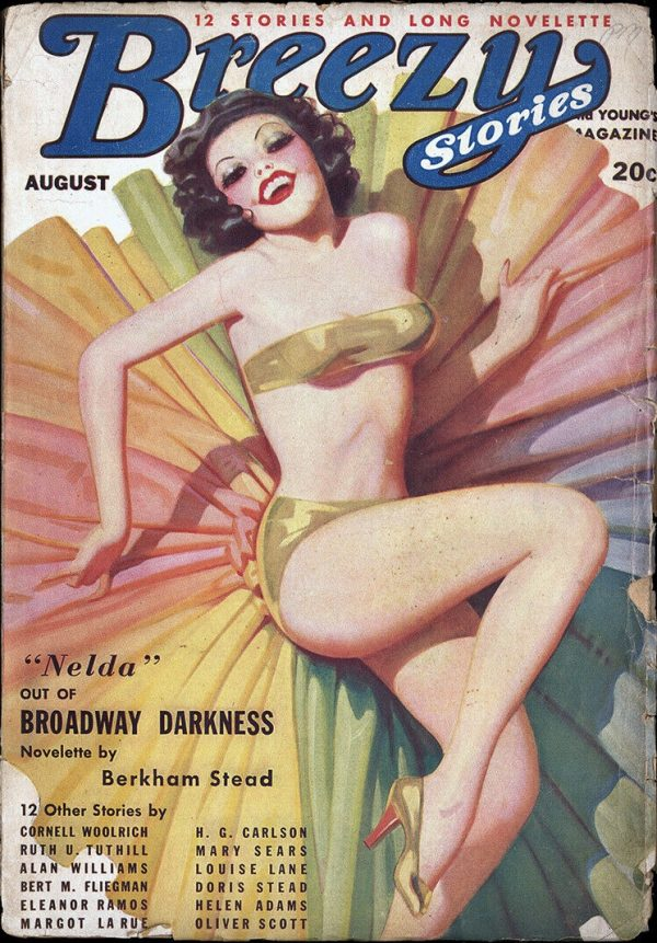 Breezy Stories August 1935