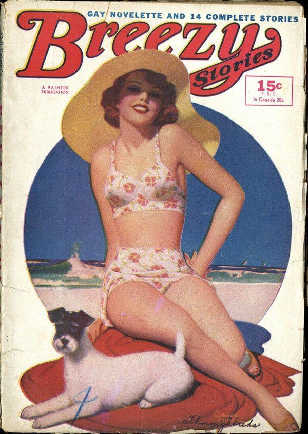 Breezy Stories Feb. 1945