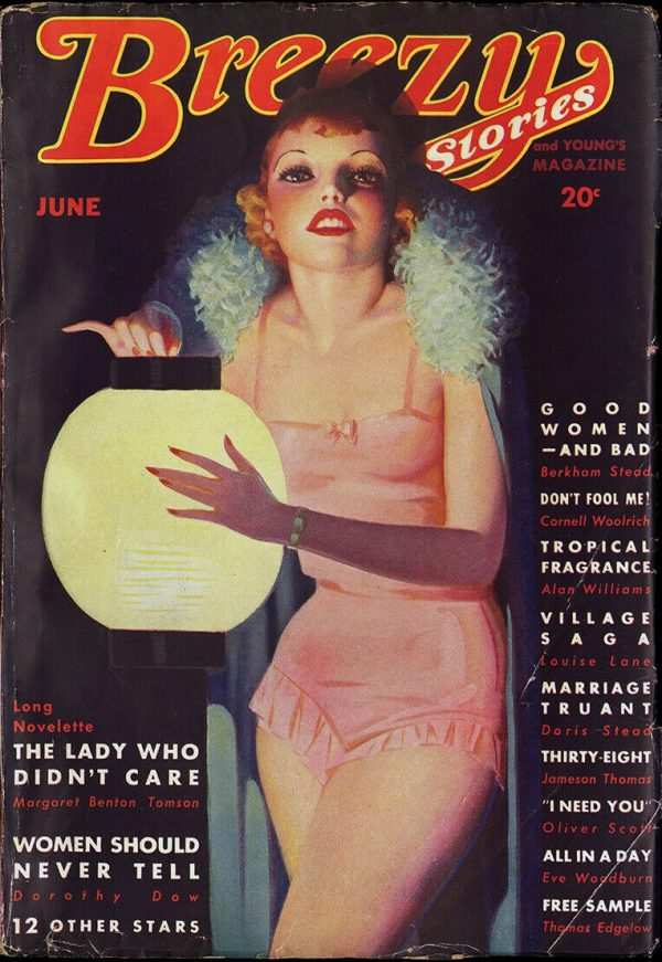 Breezy Stories June 1935