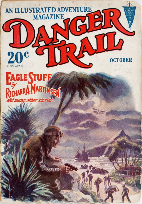 Danger Trail - October 1928