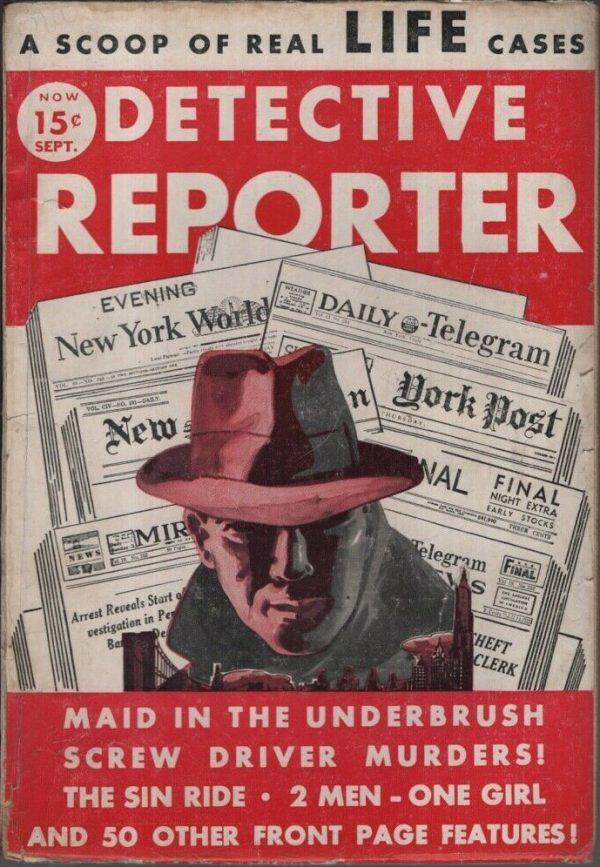 Detective Reporter 1937