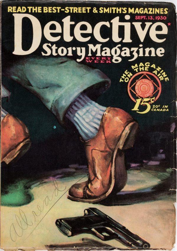 Detective Story Magazine - September 13, 1930