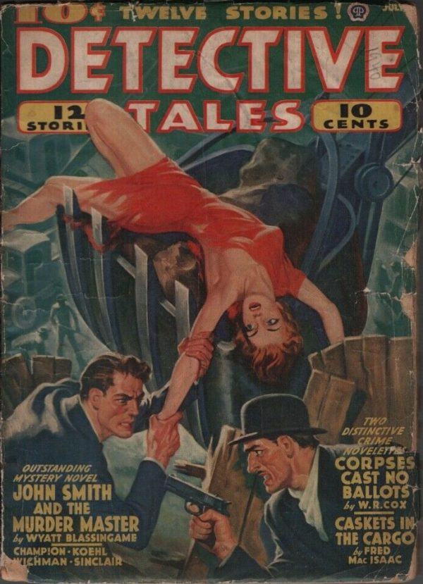 Detective Tales 1940 July