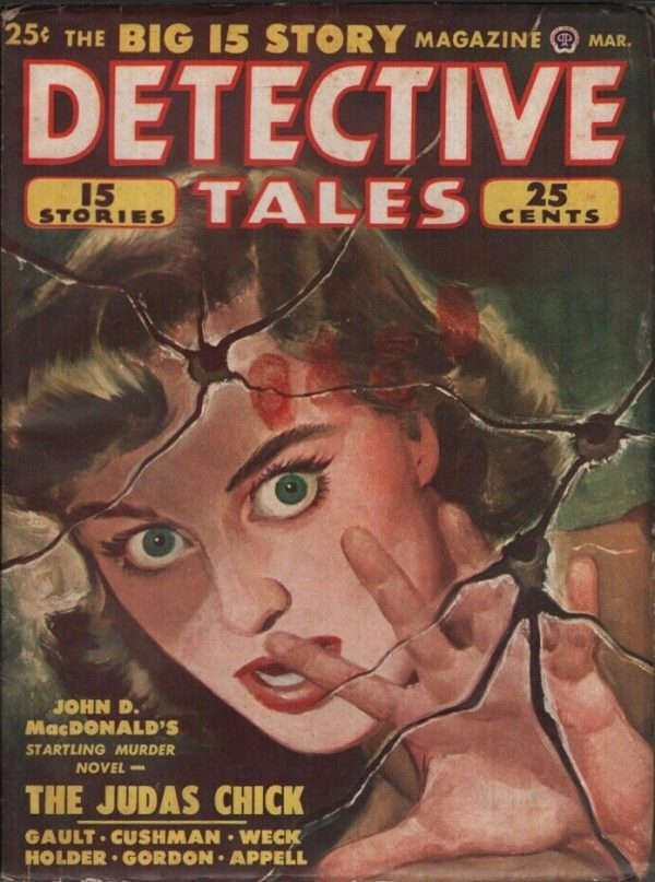 Detective Tales 1950 March