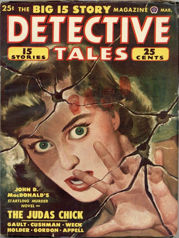 Detective Tales Magazine March 1950