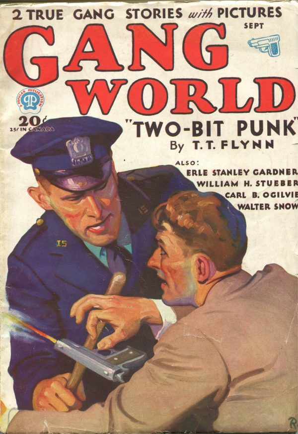 Gang World September 1931