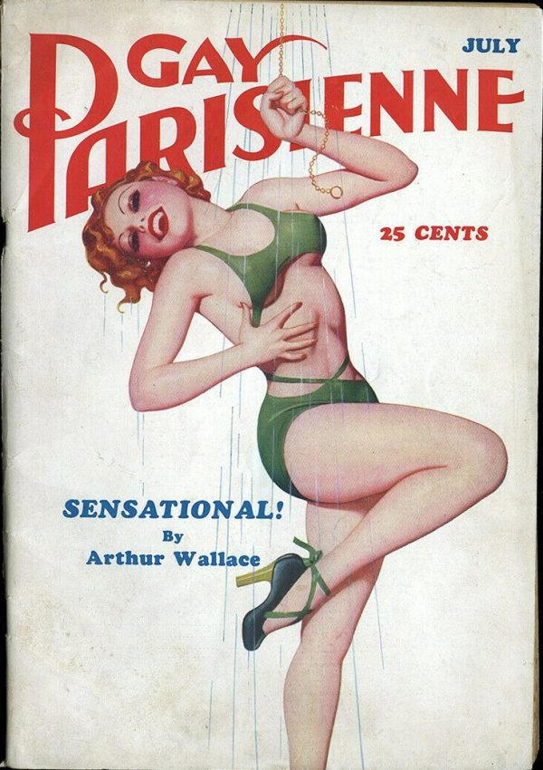 Gay Parisienne July 1937