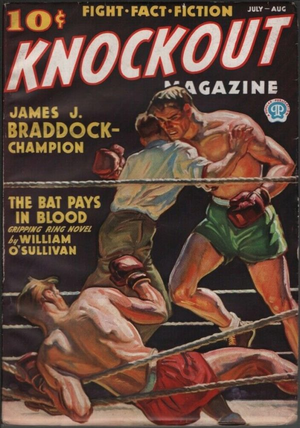 Knockout Magazine 1937 July August