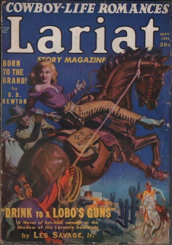 Lariat Story 1946 September