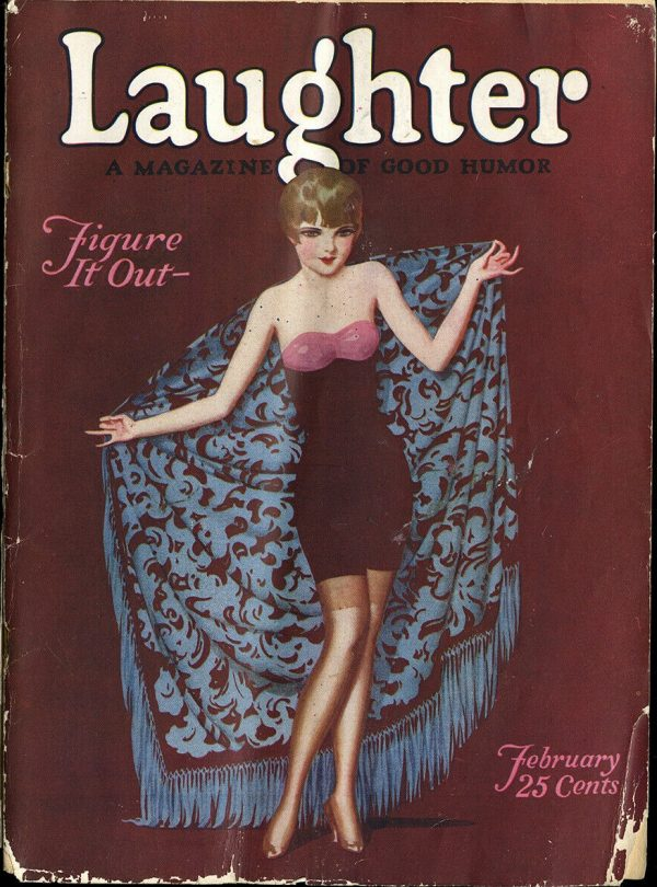Laughter February 1926