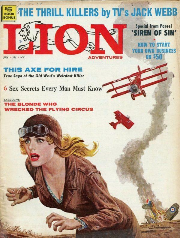Lion 1960 July