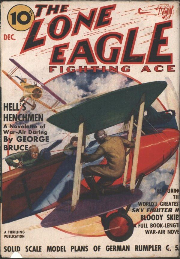 Lone Eagle 1937 December