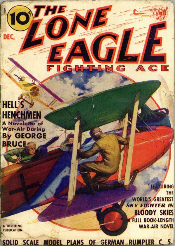 Lone Eagle December 1937