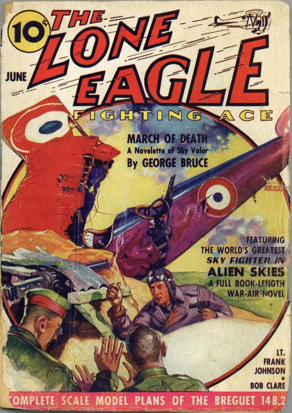 Lone Eagle June 1937