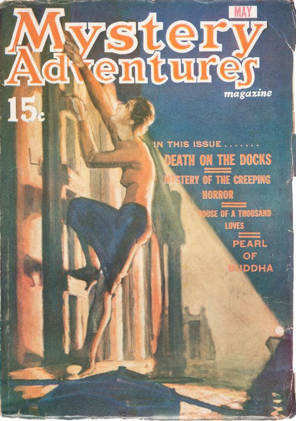 Mystery Adventures Magazine - May 1937
