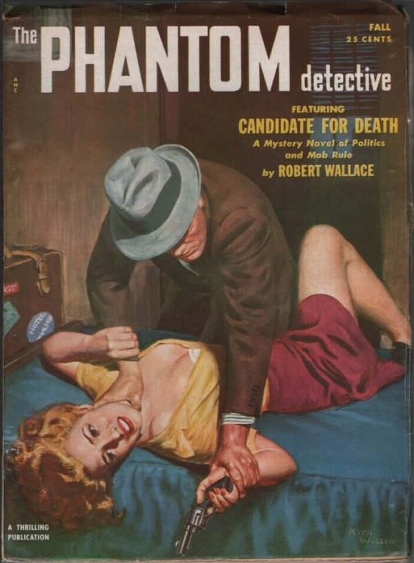 Phantom Detective 1952 Fall