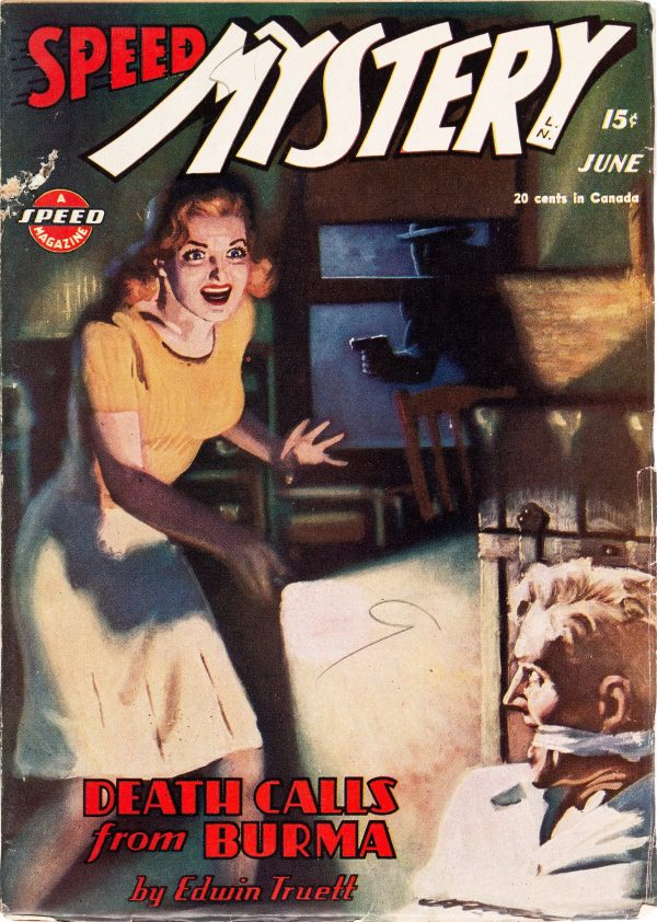 Speed Mystery - June 1945