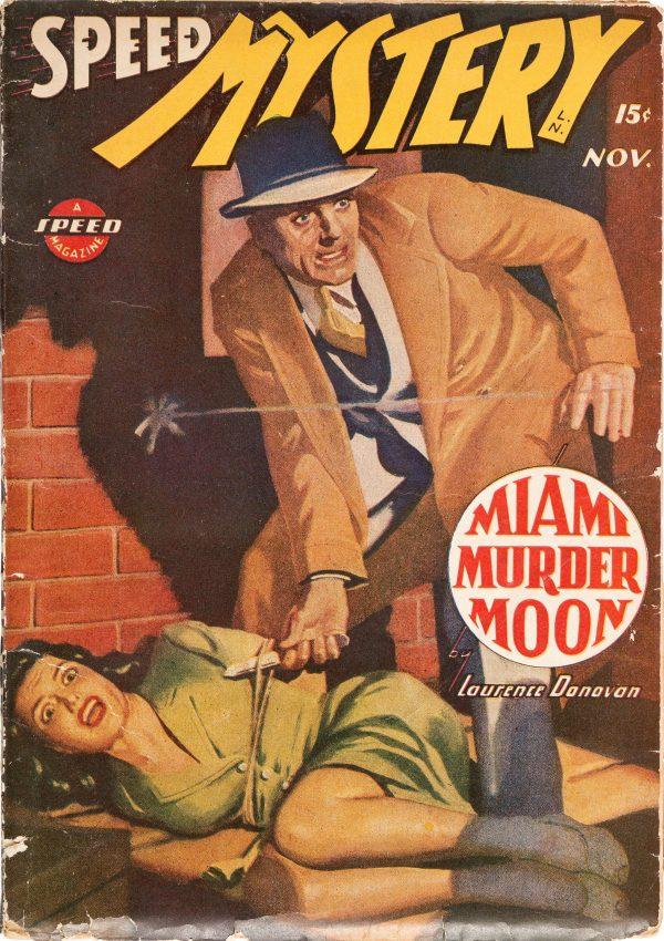 Speed Mystery - November 1944