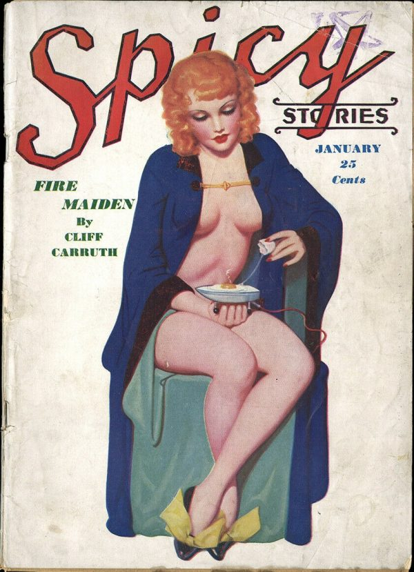 Spicy Stories January 1937