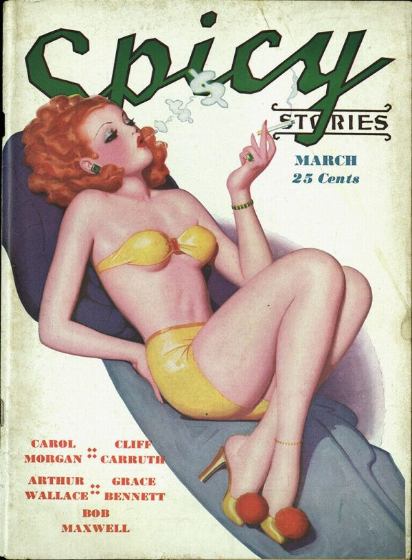Spicy Stories March 1937