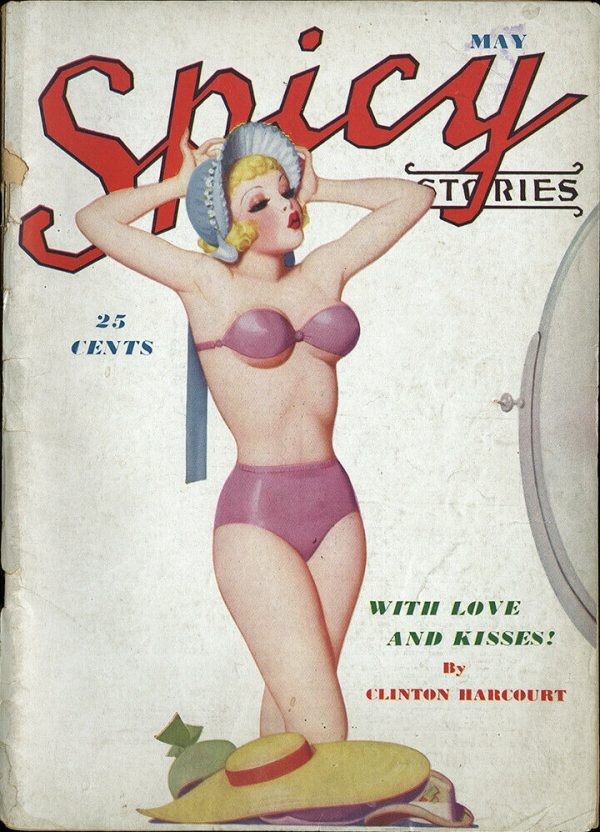 Spicy Stories May 1938