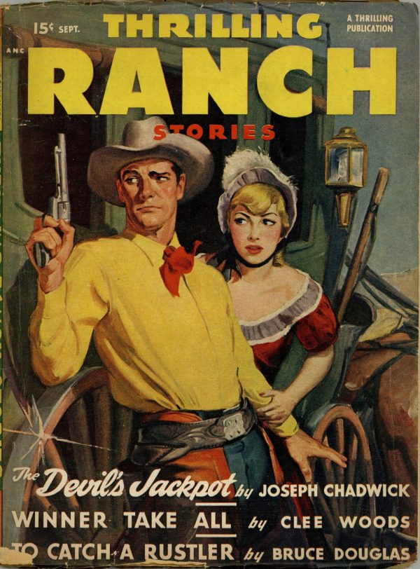 Thrilling Ranch Stories September 1948