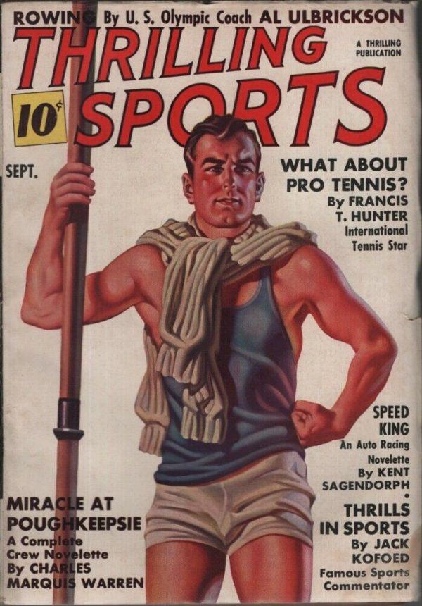 Thrilling Sports 1937 September