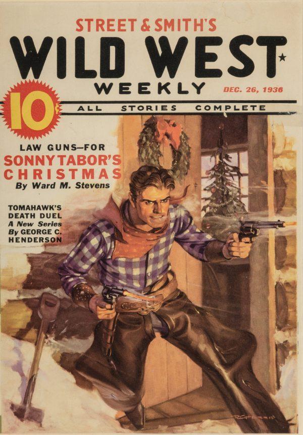 Wild West Weekly December 26, 1936